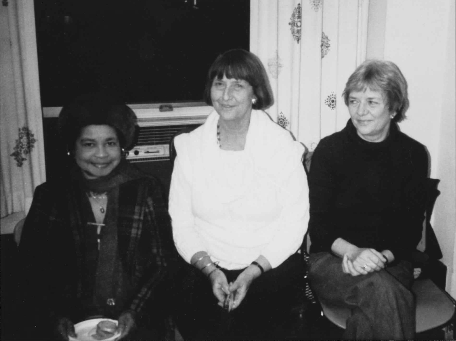 LAS Founding Mothers (L to R): Willie James, Jane Welch, Doka Clausen