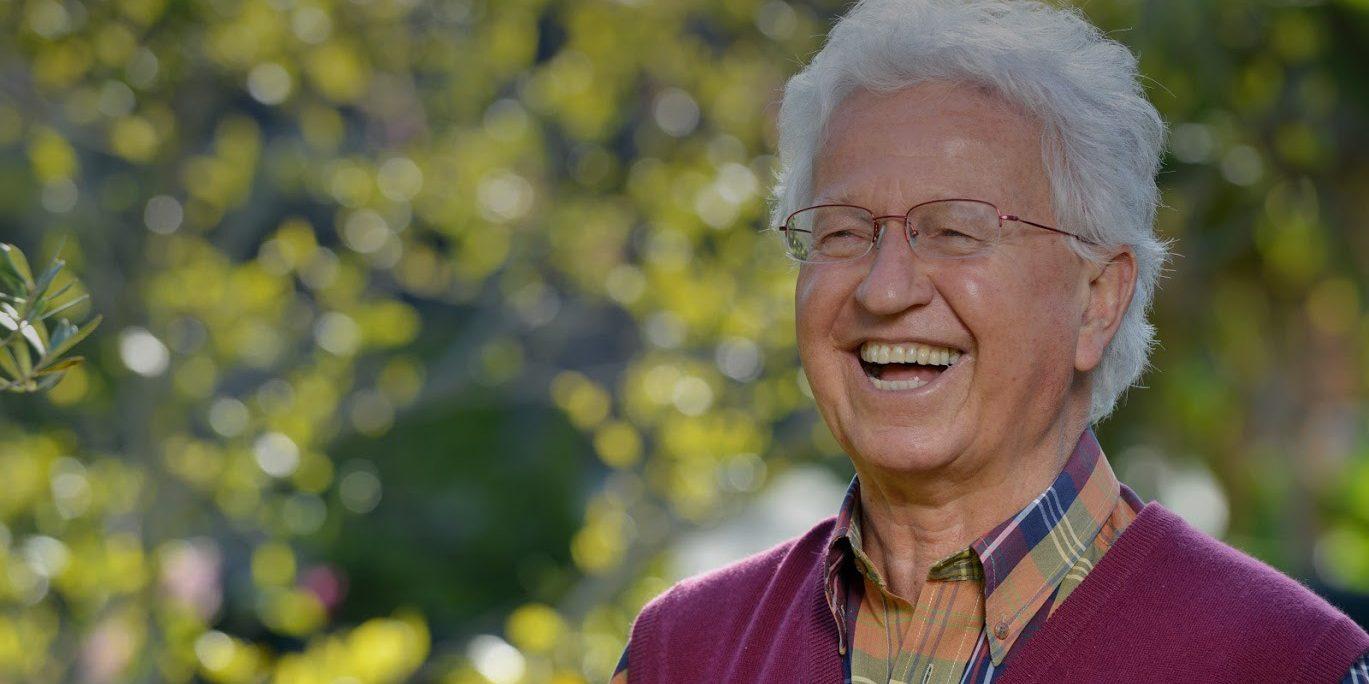 Smiling Man illustrating the LAS Community Education program